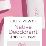Native Deodorant and Offer