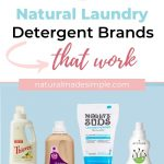 the best natural laundry detergent