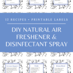 diy natural air freshener recipes