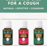 three essential oils for cough