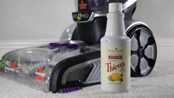 The Best Natural Carpet Cleaner Solution for Machines