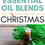 the perfect essentia oil blends for christmas