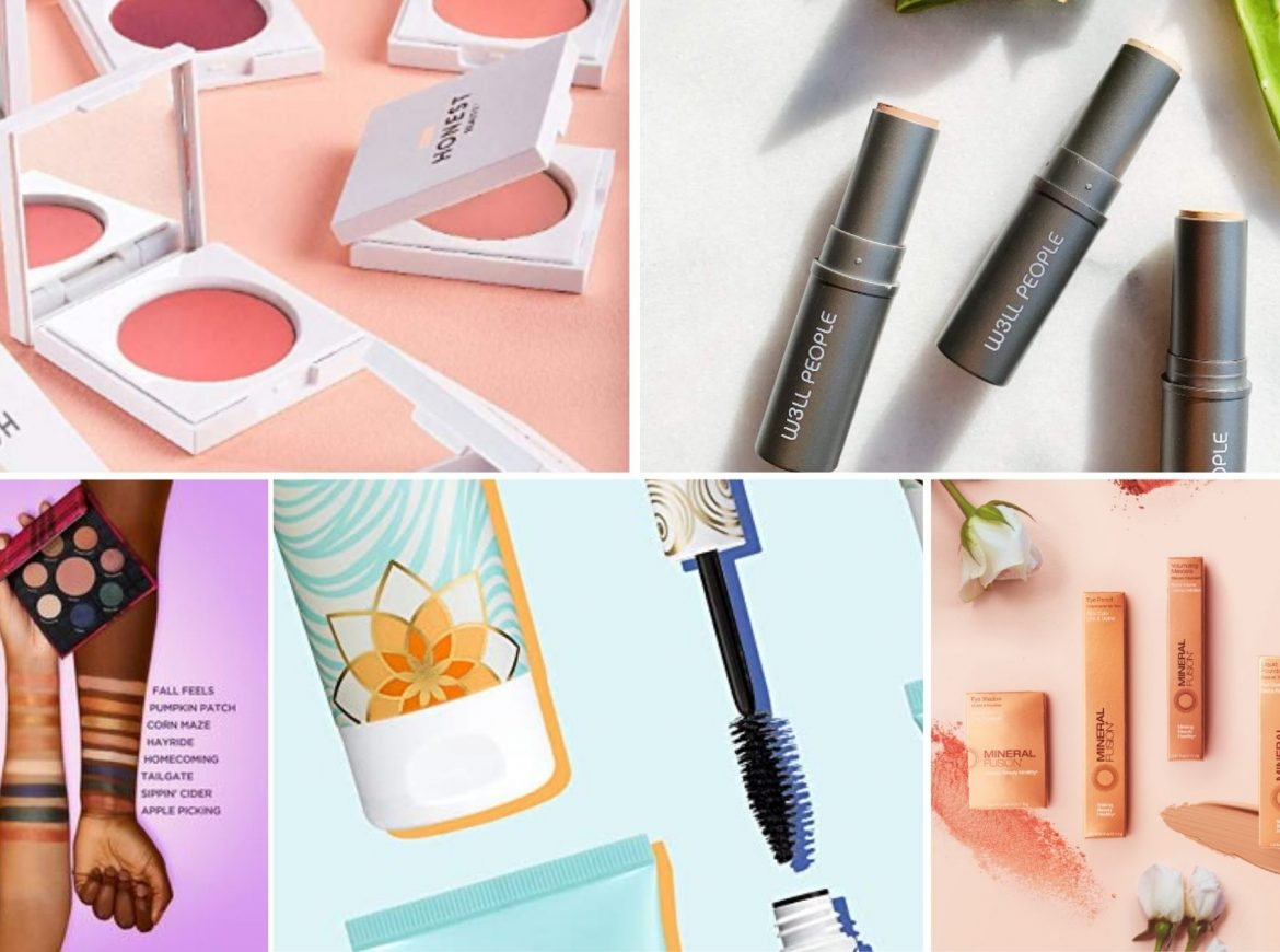 Nontoxic Makeup Brands that Won't Break the Bank