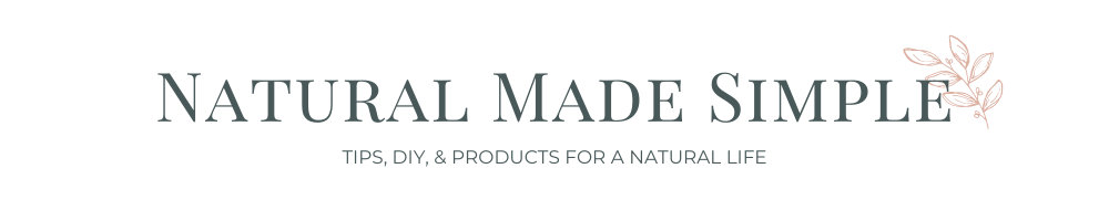 Natural Made Simple